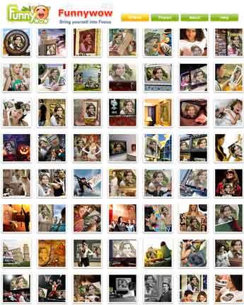 Funnywow: tantissimi fotomontaggi ad effetto sulle vostre foto