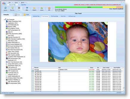 Undelete 360: recuperare file cancellati per errore dal Pc o pendriver Usb