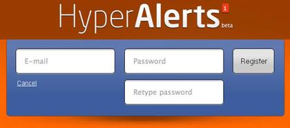 Hyperalerts: monitorizza via e-mail le pagine Facebook di tuo interesse