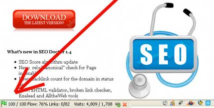 SEO Doctor: Add-on Firefox per ottimizzare il tuo sito