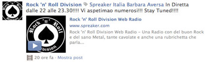 Spreaker per diventare Dj sul web di una vera radio