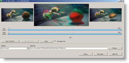 Trasforma i tuoi filmati in video 3D