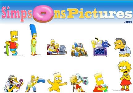 simpsonpictures metti i simpson sulle tue fotografie