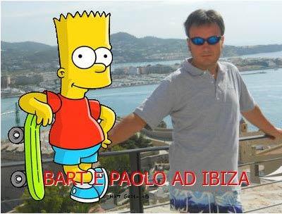 Crea cartoline con i personaggi dei Simpson
