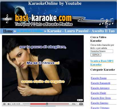 Karaoke online: canta le tue canzoni preferite sul web