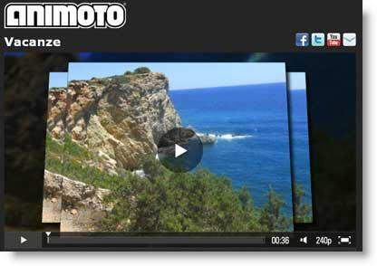 Animoto: per creare videoclip con le tue fotografie