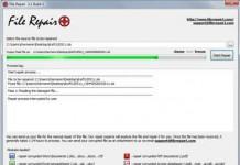 File Repair: riparare file danneggiati che non si aprono
