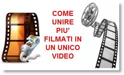 Free Video Joiner: unire più filmati in un unico video