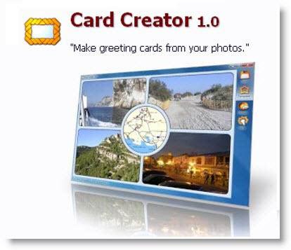 Card Creator: Create delle cartoline personalizzabili da stampare