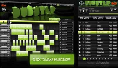 creare musica online