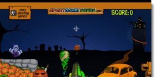 Gioco Halloween Shooter Night ....sparatutto
