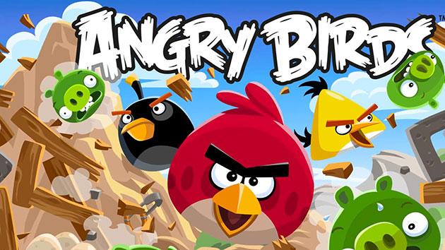 I 10 migliori videogiochi per Smartphone e Tablet: Angryu birds