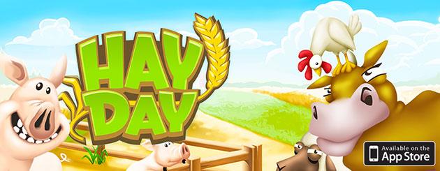 I 10 migliori videogiochi per Smartphone e Tablet: hay day