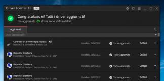 Come aggiornare tutti i driver del pc in un click grazie a Driver Booster