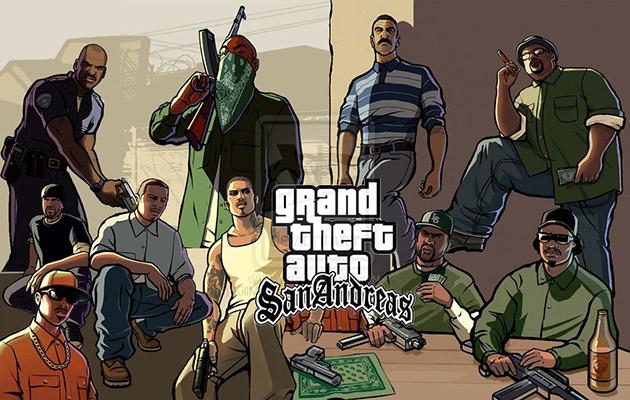 GTA San Andreas: il capitolo più bello della serie di Rockstar North