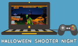 Halloween Shooter Night