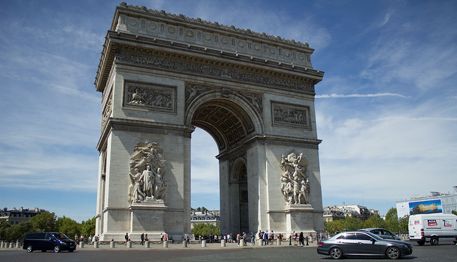 Cosa vedere a Parigi in 6 giorni: Arco di Trionfo