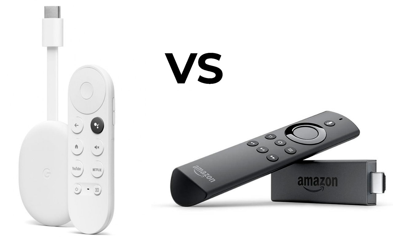 Chromecast vs Amazon Fire TV Stick: Qual è Il Migliore?