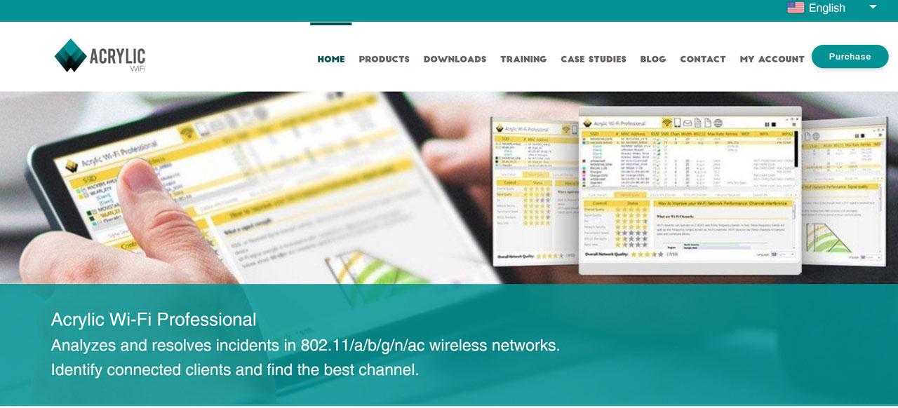 Come Analizzare Il Segnale Wi-Fi: Le migliori App 2020/21: Acrylic Wifi