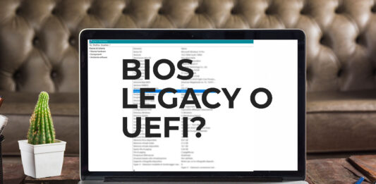 Come Verificare Se Il Tuo PC Utilizza UEFI o BIOS