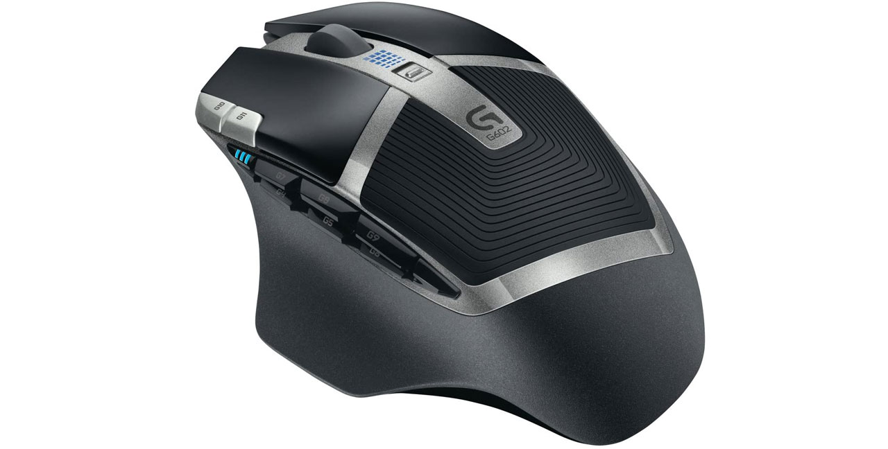 I Migliori Mouse Wireless Del 2021: Logitech G602