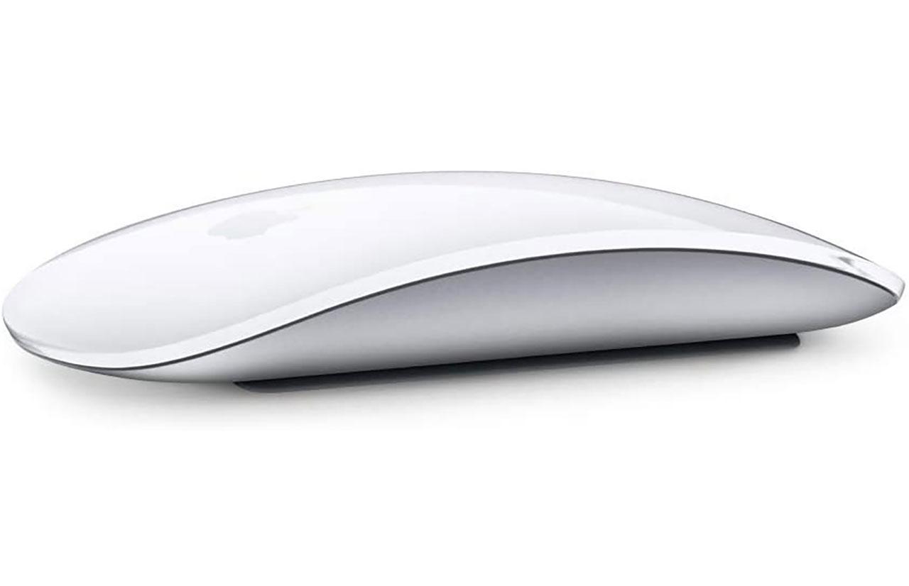 I Migliori Mouse Wireless Del 2021: Apple Mahgic Mouse 2