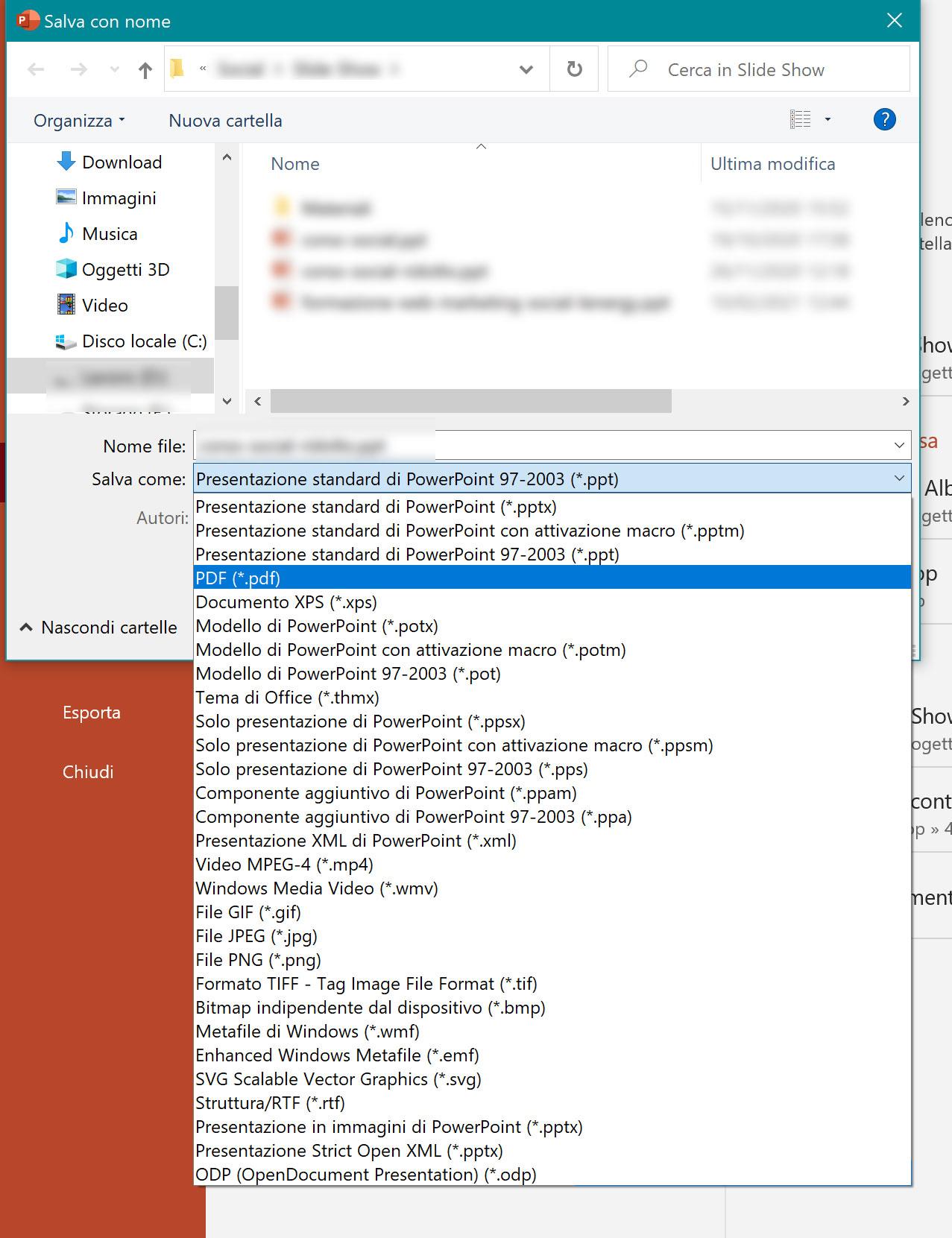 Come Creare Immagini PowerPoint A 300DPI Per I PDF