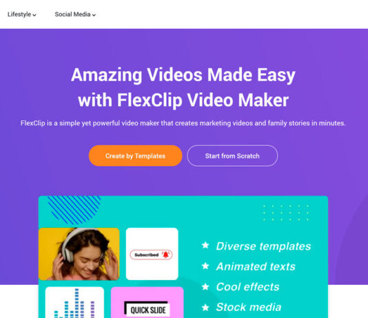Come Creare Video Online Facilmente E In Pochi Minuti con FlexClip